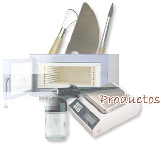 Productos para cer mica for Productos para ceramica